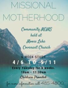Copy of Missional Motherhood